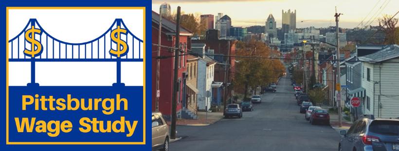 Pittsburgh Wage Study Logo